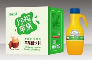 苹果醋1.5Lx6瓶